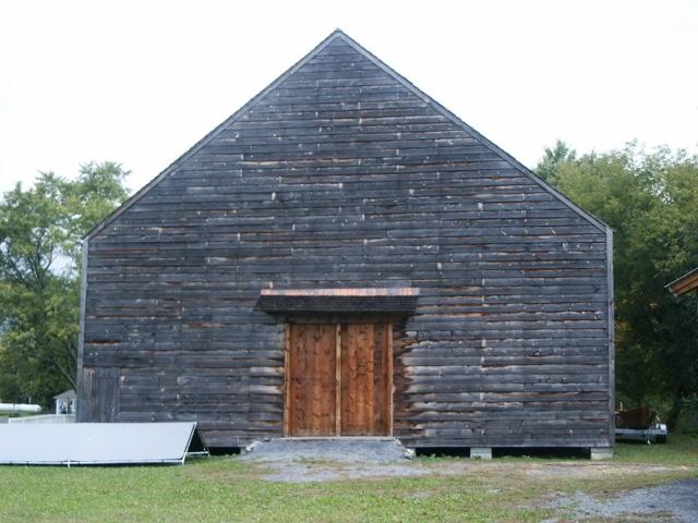 Dutch Barns dragen <br>bij aan de terugkeer van de kerkuil