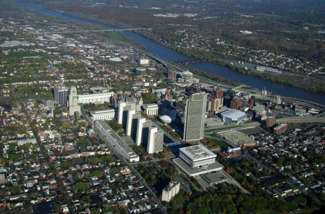 Van Fort Nassau tot hoofdstad van New York State